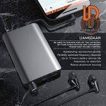 """LIAM & DAAN – """"LD AMP""""  HiFi   Amplificateur pour Casque Audio Portable   Faible Distorsion   Faible impédance de Sortie   Batterie Rechargeable   Micro USB de la marque LIAM&DAAN image 4 produit"""