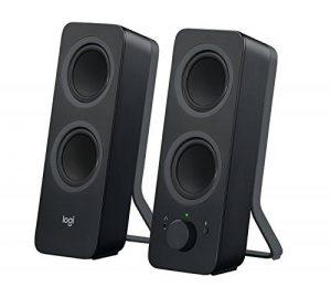 Logitech Z207 - Haut-parleurs Bluetooth/PC - Noir de la marque Logitech image 0 produit