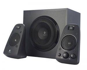 Logitech Z623 Système de Haut-parleurs 2.1 200W Noir (980-000403) de la marque Logitech image 0 produit