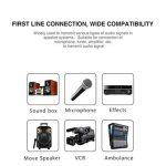 Loonggate double femelle XLR vers RCA câble, Heavy Duty 2-xlrf vers RCA audio stéréo Cordon Connexion Micro câble de raccordement 5 feet/1.5m de la marque LoongGate image 4 produit