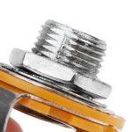 Lot de 2prises jack stéréo pour guitare électrique - 6,35mm de la marque Hicello image 3 produit