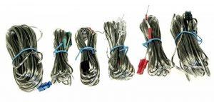 Lot de 6authentique Samsung Home Cinema Speaker Wire câble de la marque Samsung image 0 produit