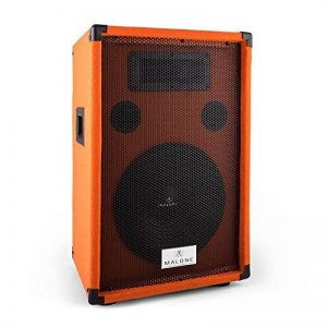 Malone Beatamine-D 200W Noir haut-parleur - hauts-parleurs (1.0 canaux, Avec fil, 200 W, 70-18000 Hz, 8 Ohm, Noir, Orange) de la marque Malone image 0 produit