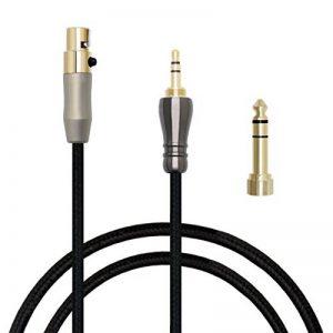 MiCity 2 Câble d'extension audio de rechange pour casques AKG Q701 K702 K271S K271 K141 K171 K181 MKII K240S K240 MK2 Pioneer HDJ-2000 3M de la marque MiCity image 0 produit