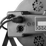 Neewer 4 Packs 2 Mètres Câbles DMX de la Lumière de Scène avec Connecteur XLR Mâle à Femelle de 3 Broches pour Eclairage de Tête Mobile Lumière Par Projecteur avec Entrée et Sortie XLR de la marque Neewer image 3 produit