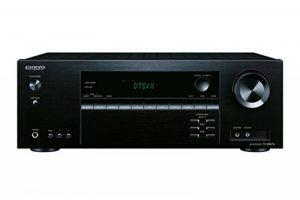 Onkyo Tx-Nr474-B Récepteur AV 5.1 135 W par Canal Dolby Atmos 3.1.2 DTS WiFi Bluetooth, Fireconnect Noir de la marque Onkyo image 0 produit