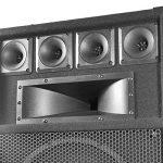 PACK Enceintes SONO DJ PA BOOMTONE 31cm BM12 2x350 Watts + Ampli AX 3000W MyDj + CABLES de la marque BoomToneDJ image 3 produit