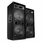 Pack Sono DJ Complet Ampli 500W RMS + 2 Enceintes + Câbles de la marque Auna image 1 produit