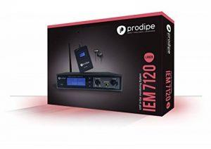 Prodipe iem7120 Système de retour casque intra-auriculaire Noir de la marque Prodipe image 0 produit