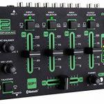 Pronomic DX-50 table de mixage DJ à 4 canaux avec fonction d'enregistrement et Bluetooth de la marque Pronomic image 1 produit