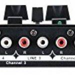 Pronomic DX-50 table de mixage DJ à 4 canaux avec fonction d'enregistrement et Bluetooth de la marque Pronomic image 2 produit