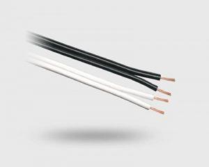 QED C-42/100B Câble Audio 100 m Noir de la marque QED image 0 produit