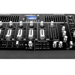 resident dj Kemistry 3BK • Table de mixage DJ • Mixeur 4 canaux • Console de mixage DJ • Bluetooth • Port USB • Port SD • Compatible MP3 • 2 x entrée RCA-Phono/Line • Égaliseur 10 bandes • Noir de la marque Resident DJ image 3 produit