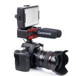 Saramonic SR-PAX1 Audio Mixer Adaptateur de micro-préampli à 2 canaux avec double entrée XLR / 6.3mm / 3.5mm + 3.5mm Sortie pour iPhone 7 7 plus 6 6s Appareil photo reflex numérique de la marque Saramonic image 3 produit