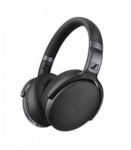 Sennheiser HD 4.40 BT Casque sans fil fermé Bluetooth Noir de la marque Sennheiser image 0 produit