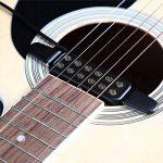 Silenceban Micro pour guitare électrique acoustique transducteur pour guitare acoustique, longueur de câble 3m de la marque Silenceban image 1 produit