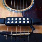 Silenceban Micro pour guitare électrique acoustique transducteur pour guitare acoustique, longueur de câble 3m de la marque Silenceban image 2 produit