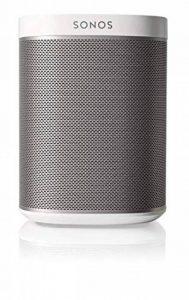 Sonos Play: 1 lecteur tout-en-un, sans fil, contrôlable depuis smartphone, tablette et PC, blanc de la marque Sonos image 0 produit