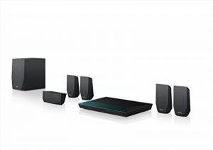Sony BDV-E2100.CEL Home Cinéma 5.1 3D Blu-ray 1000 W HDMI USB Wifi Bluetooth Noir de la marque Sony image 0 produit