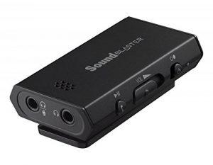 Sound Blaster E1 Amplificateur portable pour casque de la marque Creative image 0 produit