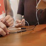 Syncwire Splitter Audio Jack Double Jack 3.5mm Mâle vers 2 Femelle - Splitter Audio Jack pour Casques Audio, Enceintes, Smartphones, Tablettes, Lecteurs MP3 et Plus - 23cm Noir de la marque Syncwire image 1 produit