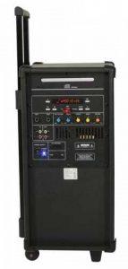 SYSTEME DE SONORISATION PORTABLE & KARAOKE AVEC LECTEUR CD/USB/MP3 de la marque Ibiza image 0 produit