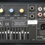 SYSTEME DE SONORISATION PORTABLE & KARAOKE AVEC LECTEUR CD/USB/MP3 de la marque Ibiza image 2 produit