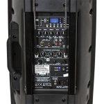 Système Actif Amplifié Batterie 1400W Port12 VHF Sonorisation karaoké Musiciens DJ USB Bluetooth Mobile + Pieds de la marque Ibiza sound image 3 produit