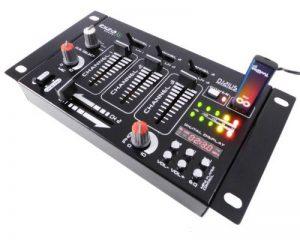 Table de mixage 4 voies 7 entrées DJ21USB-MK2 de la marque Ibiza sound image 0 produit