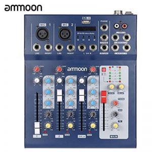 table de mixage analogique TOP 9 image 0 produit