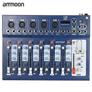 table de mixage avec entrée usb TOP 10 image 0 produit