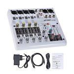 table de mixage avec entrée usb TOP 12 image 3 produit