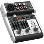 table de mixage avec micro TOP 4 image 3 produit