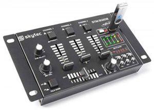 table de mixage avec micro TOP 5 image 0 produit
