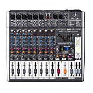 table de mixage behringer TOP 7 image 0 produit