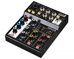 table de mixage compacte TOP 12 image 0 produit
