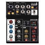 table de mixage compacte TOP 12 image 1 produit