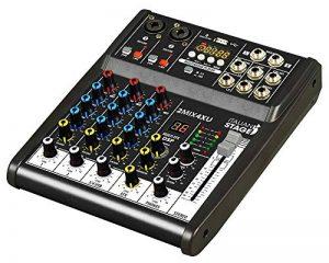 table de mixage compacte TOP 13 image 0 produit