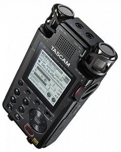 Tascam DR-100MKIII – Enregistreur portable pour utilisation professionnelle de la marque Tascam image 0 produit