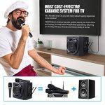TONOR Haut-parleur Bluetooth 50W avec Microphone Portable sans Fil Système de Sonorisation pour Réunion, Salle de Classe, Conférence, Petite Représentation et Réunion Familiale de la marque Tonor image 4 produit