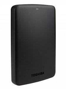 "Toshiba Canvio Basics 500 Go Disque dur externe portable (6,4 cm (2,5""), USB 3.0) Noir de la marque Toshiba image 0 produit"
