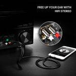 UGREEN Câble RCA Jack Audio Stéréo 3.5mm Mâle vers 2 RCA Mâle Y Compatible , Plauqés Or (1 M) de la marque UGREEN image 2 produit