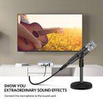 UGREEN Câble XLR Câble Microphone Mâle vers Femelle Compatible avec Enceinte Table de Mixage Caméra Amplificateur Préampli (5m) de la marque UGREEN image 4 produit