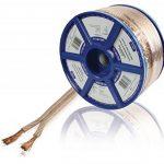 Valueline VLAR26540T100 Câble Haut-parleur 2 x 4 mm 100 m Transparent de la marque Valueline image 1 produit