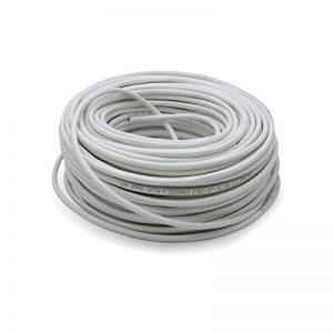 Vultech - SC13102-100 -Bobine de câble LAN, 5E FTP - Blanc de la marque Vultech image 0 produit