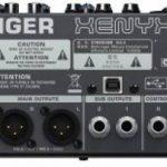 Xenyx X1622USB - Console analogique 16 entrées de la nouvelle série XENYX, égaliseurs britanniques et interface audio USB + effets de la marque Behringer image 2 produit