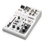 Yamaha - AG03 - Interface Audio et Mixeur combiné - USB 2.0 de la marque Yamaha image 1 produit