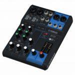 Yamaha - MG06YEM - Table de Mixage Analogique - Noir de la marque Yamaha image 1 produit