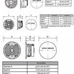 Yamaha NS-IC400 WH Enceintes encastrables Type large bande ouvert 8 ohms 85 dB Blanc de la marque Yamaha image 3 produit