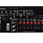 YAMAHA RX-V585 – Amplificateur Home Cinema 145W – Système Bluetooth, Wifi, Airplay, Multiroom – Compatible avec smartphones et ordinateurs – Noir de la marque Yamaha image 3 produit